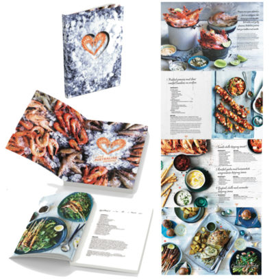 Great Australian Prawn Cookbook