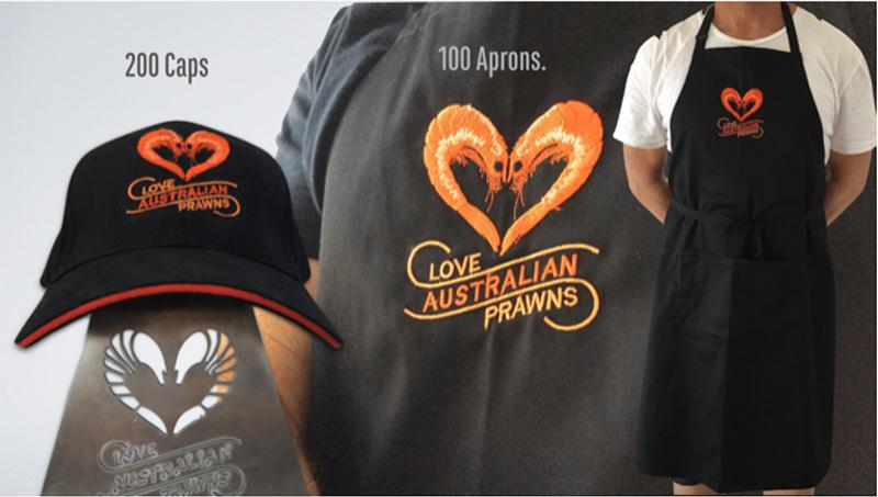 Love Australian Prawns Merchandise