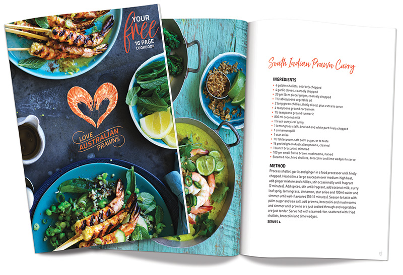 2017 Recipe Booklets