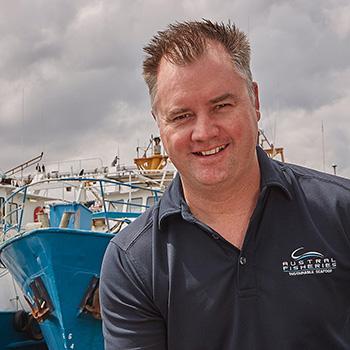 Dylan Skinns - Austral Fisheries