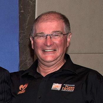 Warren Lewis - Aussie Tiger Prawns